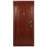 Usa interior metalica BestImp B50QA, stanga/dreapta, stejar deschis, 202 x 88 cm