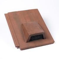Tigla aerisire Tectura antic suprafata Protector, 330 x 420 mm