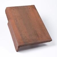 Tigla laterala stanga Bramac Tectura, antic, suprafata Protector, 330 x 420 mm