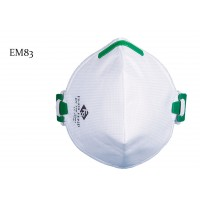 Semimasca pentru protectie respiratorie Filter Service 920 EM83, fara supapa