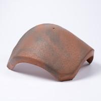 Tigla coama de ramificatie Bramac, suprafata Protector, antic
