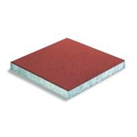 Dala Semmelrock, Rettango, patrata, brun roscat, 400 x 400 x 50 mm