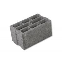 Boltar din beton pentru zidarie BZ1 400 x 300 x 195 mm (LxGxH)