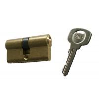 Cilindru siguranta frezare Urbis NI A 01 FN Yale, nichelat, 3 chei, 35 x 40 mm