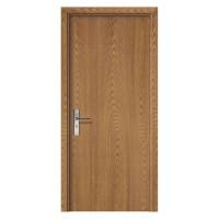 Usa de interior din lemn, SuperDoor F10-78-Q, stanga / dreapta, stejar deschis, 203 x 78 cm