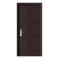 Usa de interior din lemn, SuperDoor F10-88-T, stanga / dreapta, wenge, 203 x 88 cm
