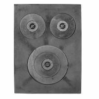 Plita fonta, fara rama, 540 x 390 mm