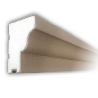 Solbanc din polistiren expandat NS111, exterior, 2000 x 110 x 75 mm