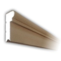 Solbanc din polistiren expandat NS109, exterior, 2000 x 130 x 55 mm