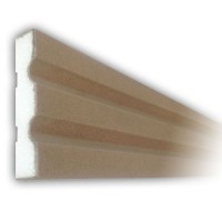 Ancadrament ferestre decorativ polistiren EPS NA106, 2000 x 135 x 30 mm