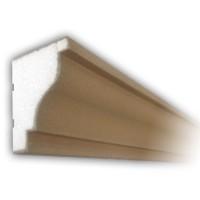 Solbanc din polistiren expandat NS108, acoperit cu rasina, exterior, 2000 x 140 x 100 mm