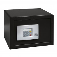 Seif mobila Burg Wachter Pointsafe P 2 E, electronic, otel, negru, 350 x 300 x 255 mm