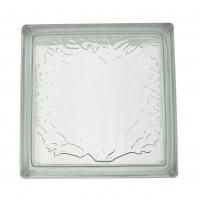 Caramida sticla Coral, interior / exterior, 19 x 19 x 8 cm