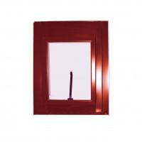 Luminator pentru mansarda Dakota Sky One, rosu, 45 x 55 cm