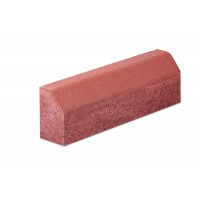 Bordura B5 Elis Pavaje rosu 500 x 100 x 150 mm