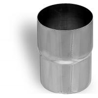 Conector burlan zincat Zambelli, D 80 mm