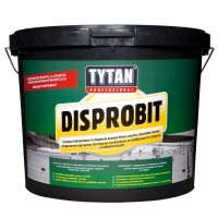 Solutie pentru hidroizolatie, bitum-cauciuc, Disprobit Tytan Professional, 10 kg