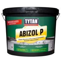Solutie pentru hidroizolatie, bitum-cauciuc, solvent, Abizol P Tytan Professional, 9 kg