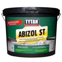 Pasta bituminoasa pentru hidroizolatie, bitum-cauciuc, Abizol ST Tytan Professional, 18 kg