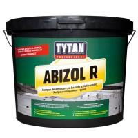 Amorsa bitum-cauciuc pentru membrane bituminoase, hidroizolatie, Abizol R Tytan Professional, 9 kg