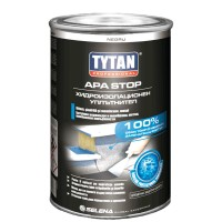 Pasta bituminoasa pentru hidroizolatii, Apa Stop Tytan Professional, 1 Kg