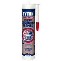 Etansant cauciuc acoperis Tytan, negru, 280 ml