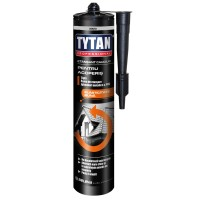 Silicon de etansare, cauciuc, maro, pentru acoperis, Tytan Professional, 280 ml