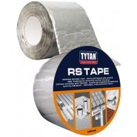 Banda bituminoasa autoadeziva, pentru hidroizolatie acoperis, aluminiu, Tytan Professional, 10 m x 100 mm