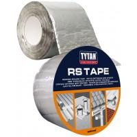 Banda bituminoasa autoadeziva, pentru hidroizolatie acoperis, aluminiu, Tytan Professional, 10 m x 300 mm