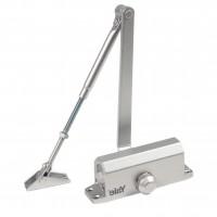 Amortizor usa, hidraulic, Standard, argintiu, 40-60 kg