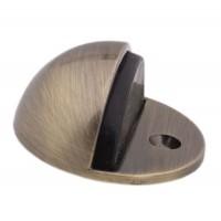 Opritor usa, Stop01, zamac, bronz antic, D = 45 mm