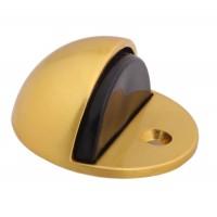 Opritor usa, Stop01, zamac, auriu polisat, D = 45 mm
