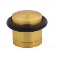 Opritor usa, Stop02, zamac, auriu polisat, D = 40 mm