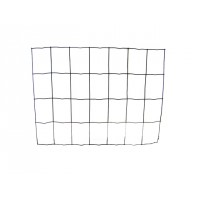 Plasa gard, sudata, zincata, Promoplast, verde, 1. 5 x 25 m (2.1 x 100 x 75 mm)