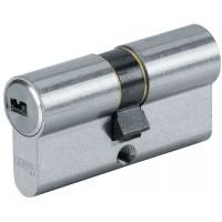 Cilindru siguranta D6 N Abus, nichelat, 5 chei 30 x 35 mm
