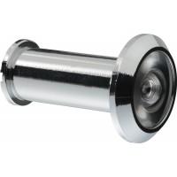 Vizor din plastic Abus 1200 N, pentru usa, argintiu, 35-60 mm