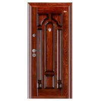 Usa interior metalica BestImp B67U, stanga/dreapta, mahon, 202 x 88 cm