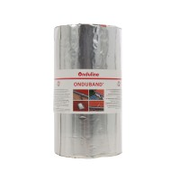 Banda reparatii si etansare Onduband, aluminiu, 30 cm x 10 metri
