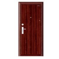 Usa interior metalica BestImp L11, stanga/dreapta, mahon, 202 x 88 cm