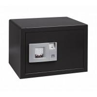 Seif mobila Burg Wachter Pointsafe P 3 E FS, electronic cu 2 bolturi, din otel, negru, 442 x 350 x 320 mm
