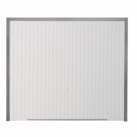 Usa garaj basculanta Hormann Light, alb (RAL 9016), 2500 x 2125 mm