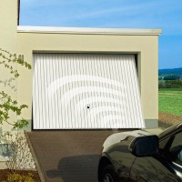 Usa garaj basculanta Hormann Light, alb (RAL 9016), 3000 x 2125 mm