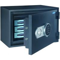 Seif mobila Rottner Sydney 40 T05436 antifoc, electronic, din metal, antracit, 445 x 450 x 320 mm