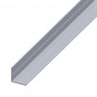 Cornier aluminiu 2500 x 23.5 x 23.5 x 1.5 mm