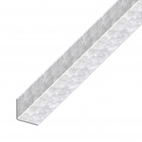 Cornier otel zincat 1000 x 15.5 x 15.5 x 0.75 mm