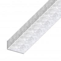Profil otel zincat L, 1000 x 23.5 x 43.5 x 1.2 mm