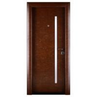 Usa interior metalica Elite 1020, stanga, maro stone, 200 x 88 cm