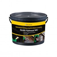 Hidroizolant lichid bitum-cauciuc Den Braven DenBit Hydroseal W6 10 kg