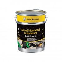 Amorsa bituminoasa de profunzime Den Braven Denbit Grund S6 4.5 kg
