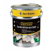 Hidroizolant lichid Den Braven Denbit Reflex ALU-Coat 4.5 kg
